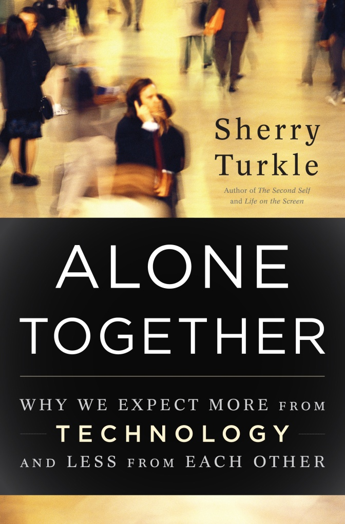 Alone-Together Book Cover